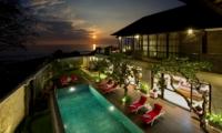 Night View - Villa Lega - Seminyak, Bali