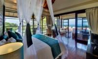 Bedroom with Sea View - Villa Lega - Seminyak, Bali