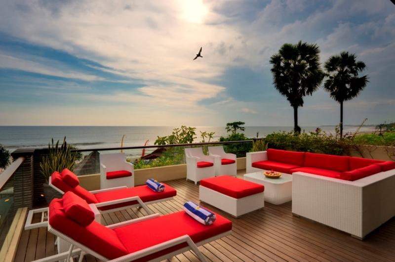 Outdoor Lounge - Villa Lega - Seminyak, Bali~