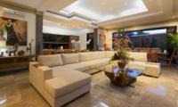 Living Area - Villa Lega - Seminyak, Bali