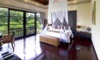 Bedroom with View - Villa Lega - Seminyak, Bali