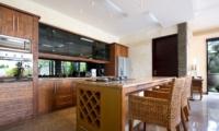 Kitchen Area - Villa Lega - Seminyak, Bali