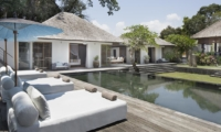 Pool Side Loungers - Villa Levi - Canggu, Bali