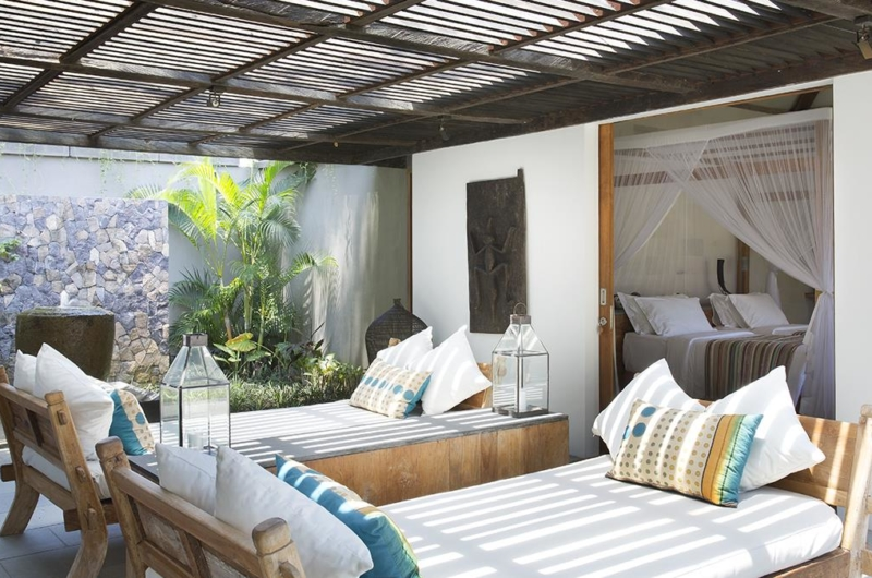 Bedroom View - Villa Levi - Canggu, Bali