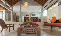 Family Area - Villa Liang - Batubelig, Bali