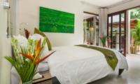 Bedroom with View - Villa Liang - Batubelig, Bali