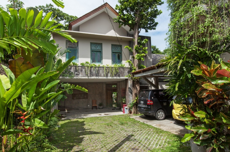Outdoor Area - Villa Liang - Batubelig, Bali