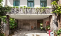 Entrance - Villa Liang - Batubelig, Bali