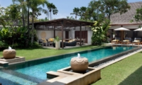 Gardens and Pool - Villa Lilibel - Seminyak, Bali