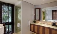 En-Suite Bathroom - Villa Lilibel - Seminyak, Bali