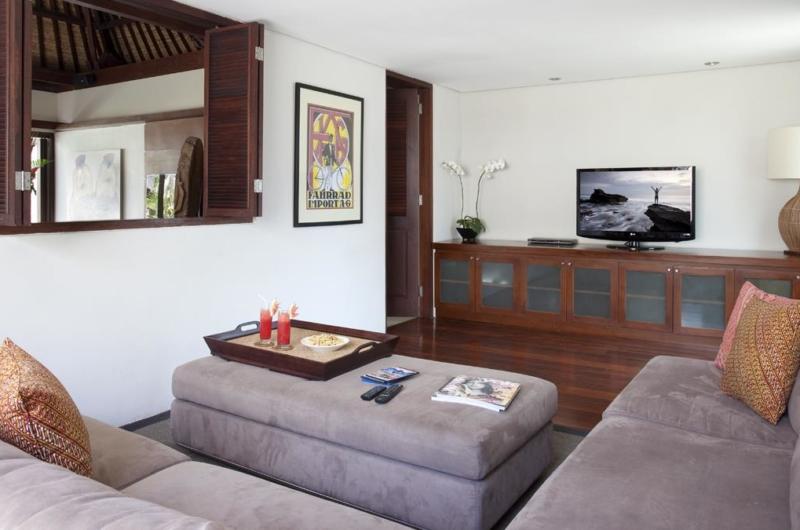 TV Room - Villa Lilibel - Seminyak, Bali