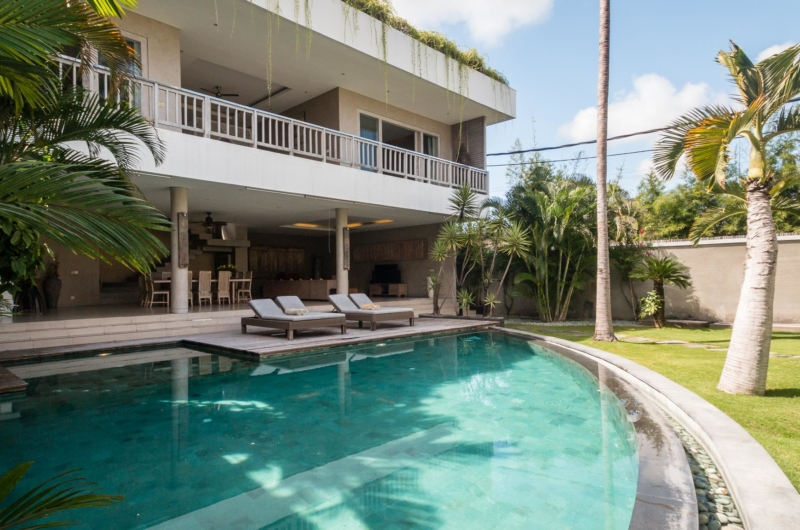 Pool - Villa Lisa - Seminyak, Bali