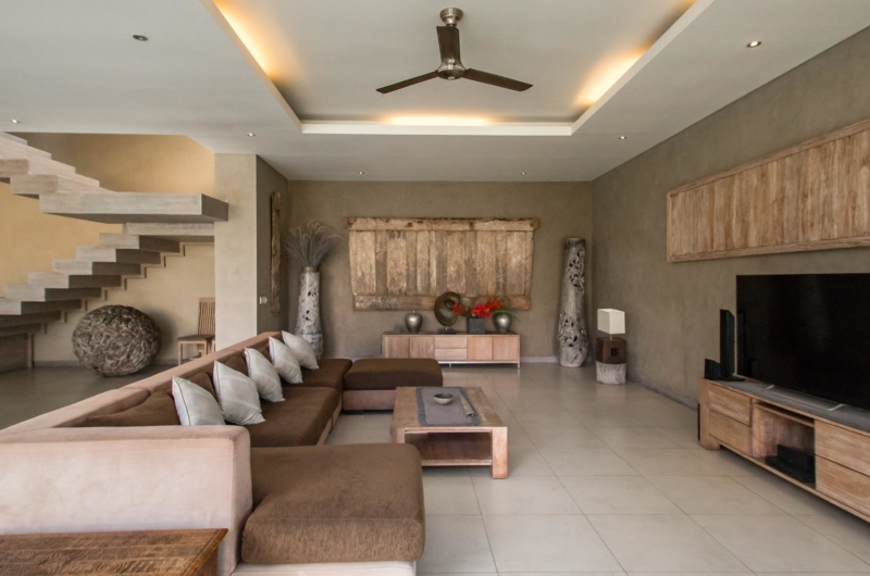 Living Area with TV - Villa Lisa - Seminyak, Bali