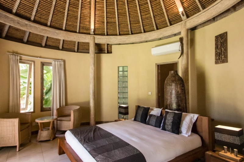 Bedroom with View - Villa Lisa - Seminyak, Bali