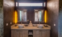 His and Hers Bathroom - Villa Lisa - Seminyak, Bali