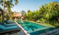 Reclining Sun Loungers - Villa Little Mannao - Kerobokan, Bali