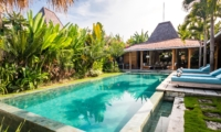 Swimming Pool - Villa Little Mannao - Kerobokan, Bali