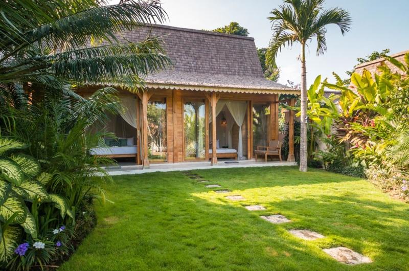 Bedroom View - Villa Little Mannao - Kerobokan, Bali