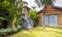 Entrance - Villa Little Mannao - Kerobokan, Bali