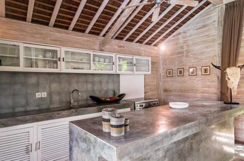 Kitchen Area - Villa Little Mannao - Kerobokan, Bali