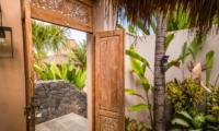 Entrance Area - Villa Little Mannao - Kerobokan, Bali