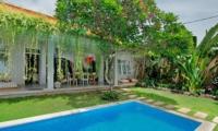 Pool Side - Villa Lodek Deluxe - Seminyak, Bali
