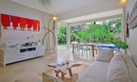Living Area - Villa Lodek Deluxe - Seminyak, Bali