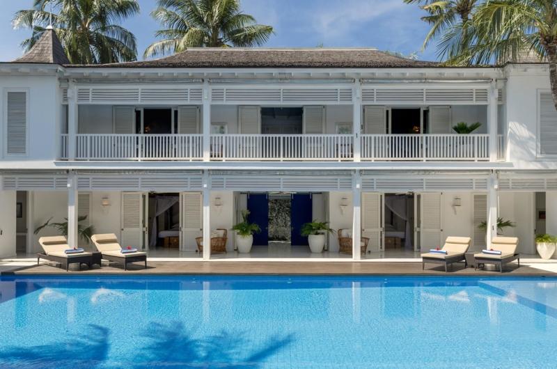 Swimming Pool - Villa Lulito - Seminyak, Bali