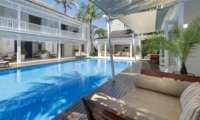 Pool Side - Villa Lulito - Seminyak, Bali