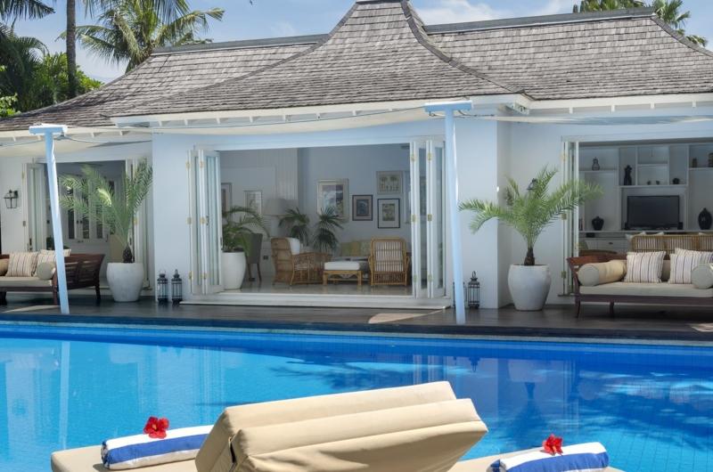 Pool - Villa Lulito - Seminyak, Bali