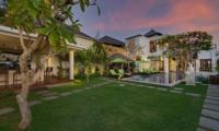 Gardens and Pool - Villa Luwih - Canggu, Bali