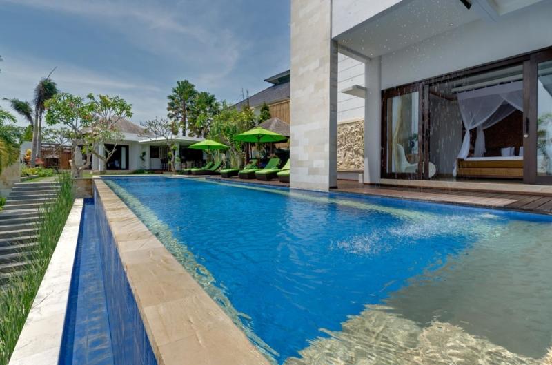 Swimming Pool - Villa Luwih - Canggu, Bali