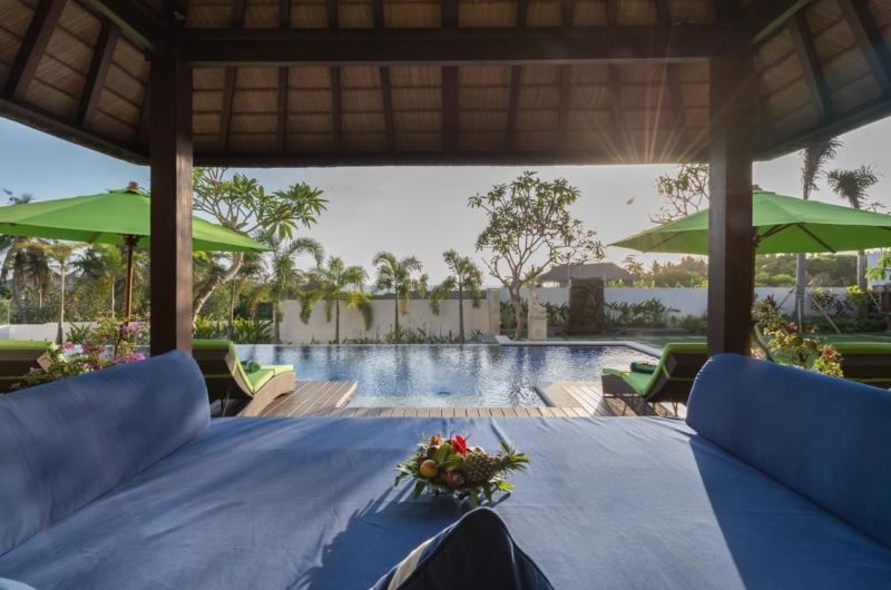 Pool Bale - Villa Luwih - Canggu, Bali