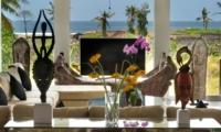 Living Area - Villa Luwih - Canggu, Bali