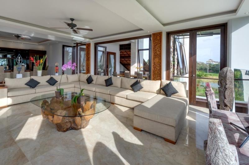 Indoor Living Area - Villa Luwih - Canggu, Bali