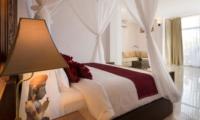 Bedroom with Sofa - Villa Luwih - Canggu, Bali