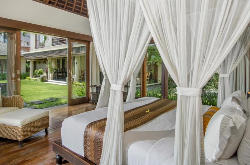 Bedroom with Garden View - Villa M - Seminyak, Bali