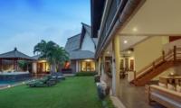 Living Area with View - Villa M - Seminyak, Bali