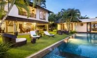 Pool Side Loungers - Villa M - Seminyak, Bali