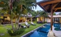 Reclining Sun Loungers - Villa M - Seminyak, Bali
