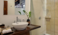 Bathroom with Shower - Villa M - Seminyak, Bali
