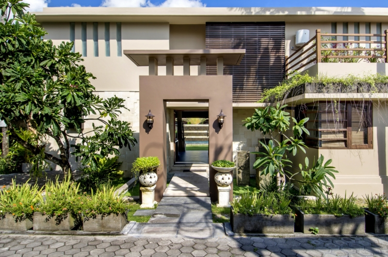 Entrance Gate - Villa M - Seminyak, Bali
