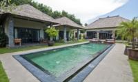 Pool Side - Villa Mahkota - Seminyak, Bali