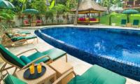 Pool Side - Villa Mako - Canggu, Bali