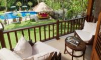 View from Balcony - Villa Mako - Canggu, Bali