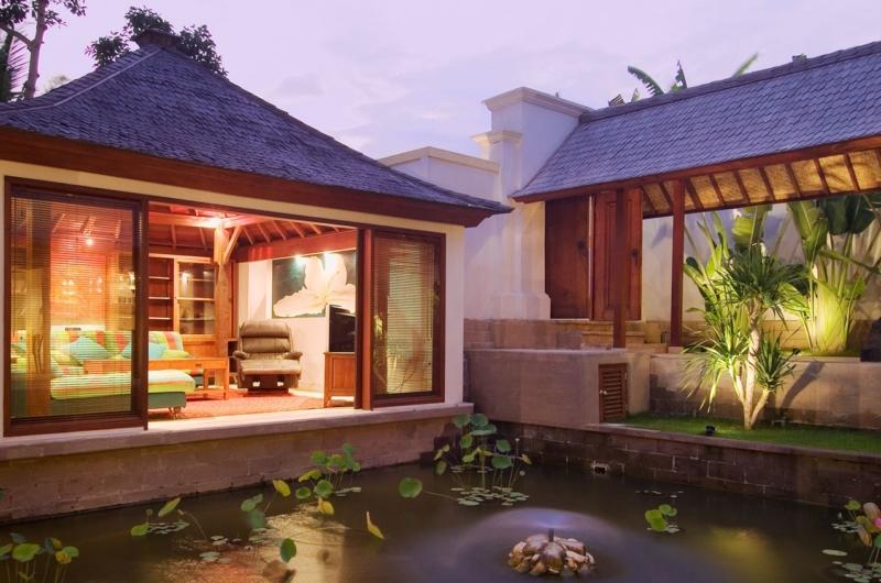 Night View - Villa Mako - Canggu, Bali