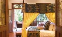 Bedroom and Balcony - Villa Mako - Canggu, Bali