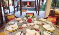 Dining Area - Villa Mako - Canggu, Bali