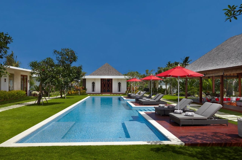 Swimming Pool - Villa Malaathina - Umalas, Bali