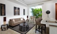 Lounge Area - Villa Malaathina - Umalas, Bali